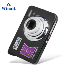 Winait 2017 cheap DC-530A digital camera with smile detection 8x optical zoom(China)