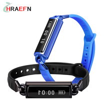 smart band DB02 Waterproof IP68 Heart rate monitor Sleep Tracker Ultra thin Pedometer bracelet Sport watch for IOS Android phone