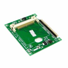 Compact Flash CF Memory Card to 44pin IDE 1.8 Adapter - HITACHI Hard Disk HDD Type