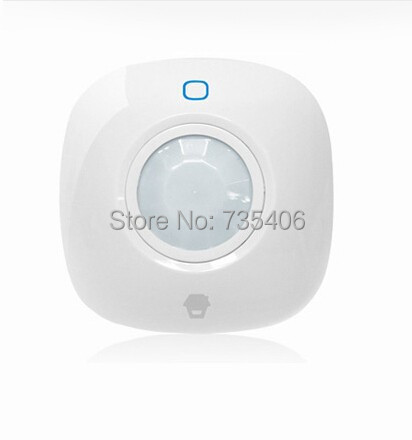 Free shipping 315Mhz Frequency Chuango PIR-700 Ceiling-Mounted PIR Motion Sensor detector<br>