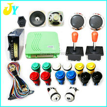680 in 1 DIY arcade cabinet machine kit for HDMI VGA output for LCD game pcb with joystick buttons power supply