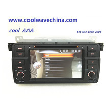 car  radio DVD  wince  For BMW E46 M3(1998-2006) with Bluetooth Phonelink BT 1080P Ipod Map
