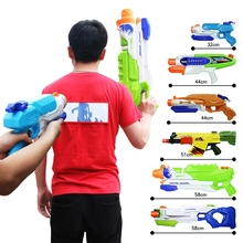 9 Styles Child Beach Big Water Gun Toys Sports Game Shooting Pistol High Pressure Soaker Pump Action Hot Sale