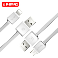 Remax Micro-USB Mobile Phone Cable Data Cable Charge Cable Fast Charge Transfer Cable For iPhone Android Phone
