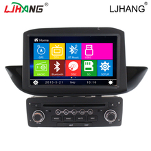 LJHANG car multimedia dvd CD Player Auto Radio for PEUGEOT 308 Rear Camera Steering Wheel Control GPS Navigation video bluetooth(China)