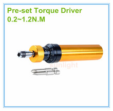 AYQ-1.2N.M Pre-set Torque Tester with 0.2-1.2N.M Measuring Range(China)
