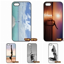 Love Yoga Poses Customize Cell Phone Cases Covers Capa For iPhone 4 4S 5 5C SE 6 6S 7 Plus Galaxy J5 A5 A3 S5 S7 S6 Edge