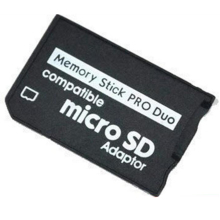 Memory card adapter Micro SD to Memory Stick Adapter For PSP Sopport Class10 micro SD 2GB 4GB 8GB 16GB 32GB(China)