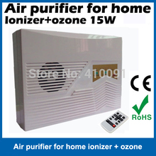 Air Purifier Air Cleaner For Home Ionizer  Ozone 220v 110v  Household  Ozonizer Ozonizador Ozone Generator+ Remote Controller
