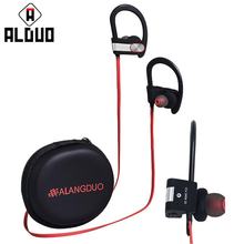 ALANGDUO G7 Bluetooth headphones For Phone Hands-Free Sports Wireless earphones With MIC dj Music headset auriculares bluetooth(China)