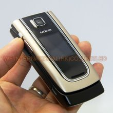 Original Nokia 6555 Mobile Phone Unlocked Classic Flip Cellphone & Russian Arabic English Keyboard Offer in Free(China)