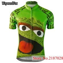 NEW Green shirt cycling jersey short sleeve wicking cycling clothing bicycle exercise wear ropa ciclismo maillot Quick Dry(China)
