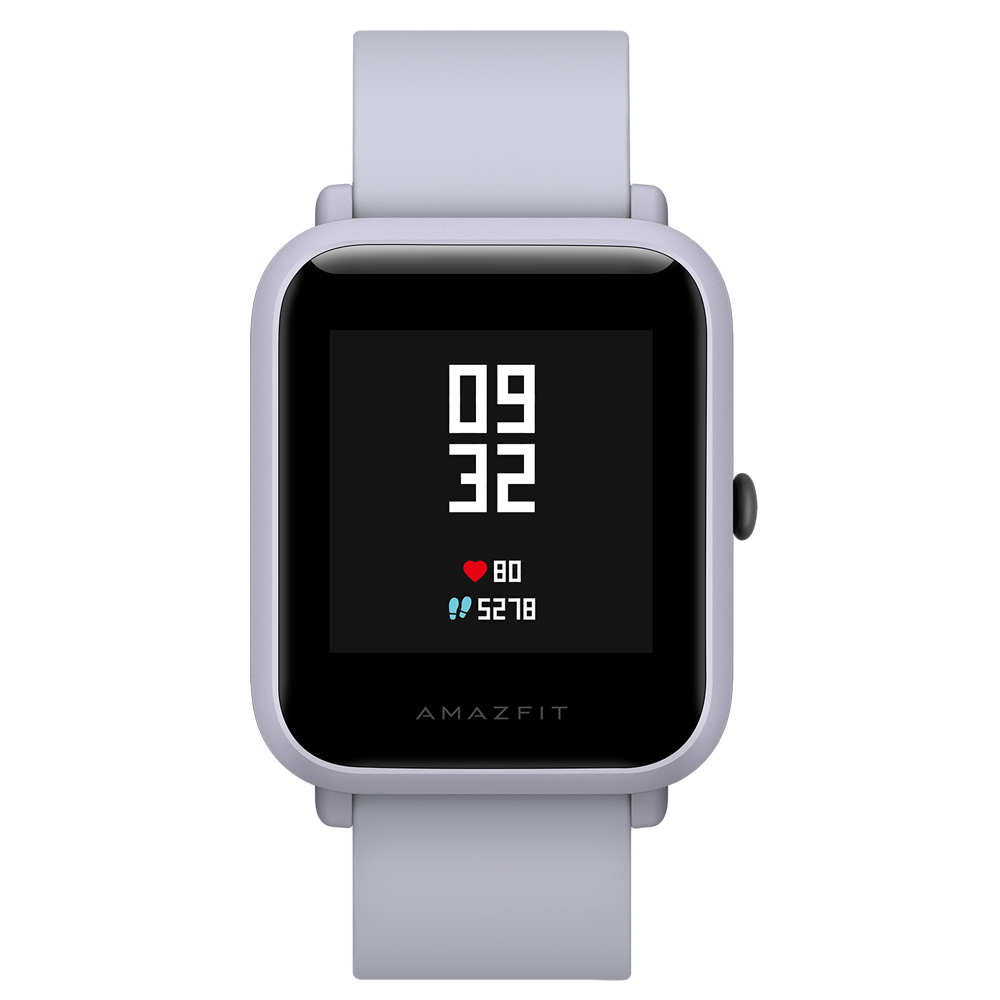 HUAMI AMAZFIT BIP SMART WATCH GPS SMARTWATCH WEARABLE DEVICES SMART WATCH SMART ELECTRONICS FOR XIAOMI PHONE IOS 14