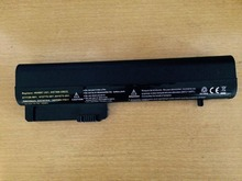 Hot sale Replacement laptop battery for HP EliteBook 2530p 2540p Compaq 2400 NC2400 NC2410 2510p