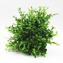 5Pcs/lot Home Decor Simulation artificial flower Fake Lifelike Decorative plants Plant grass Plastic flower accessories 7z-cx775