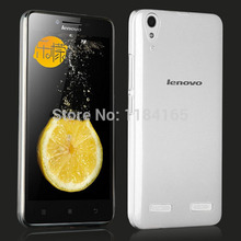Good Super Slim Soft Skin Gel Silicone TPU Case for Lenovo K3 / Lenovo A6000 A6010 / A6010 Plus Clear Cover in Wholesale