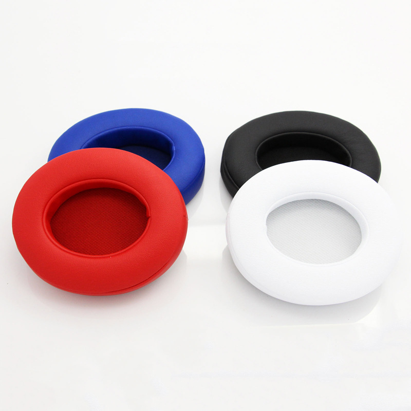 DOITOP 1 Pair Replacement Ear Pad Cushion Cover for Beats by dr dre Studio 2.0 Headphone Bluetooth Headset Sponge Earmuff Earpad
