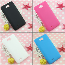 Free shipping Fashion candy color anti-skid soft silicone TPU gel back cover case for Newman K1
