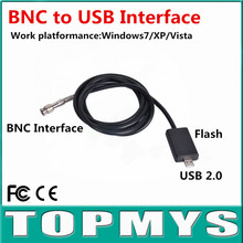 BNC TO USB AV TO USB Cable support Windows 7 CCTV system Video Capture Card DVR for PC