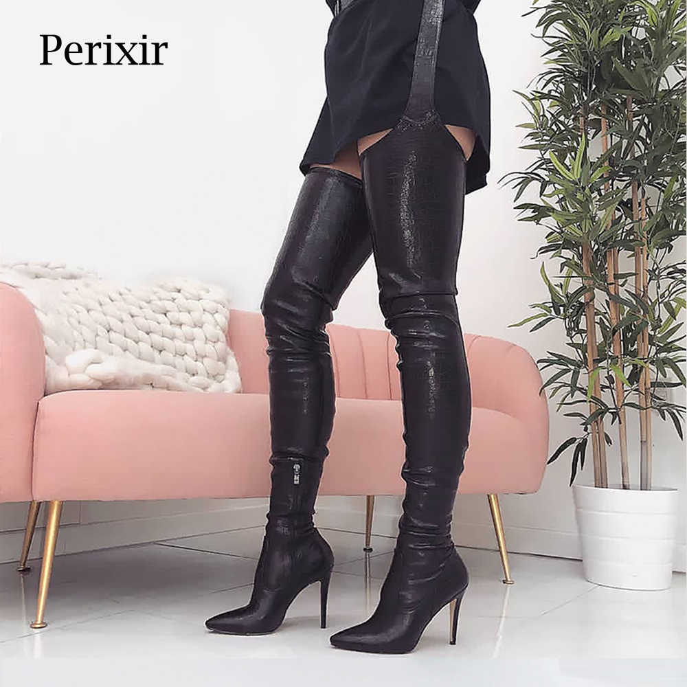Thigh High Over Knee Boots
