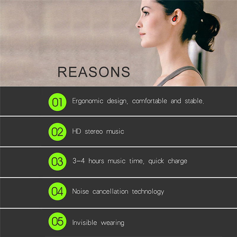 Invisible Bluetooth Headphone-6