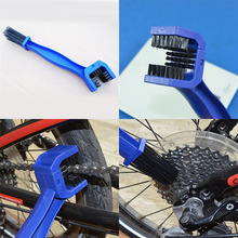 Bike Bicycle Motorcycle Chain Cleaner Practical Portable Convenient Cleaning Brush Kit Scrubber Park Tool(China)