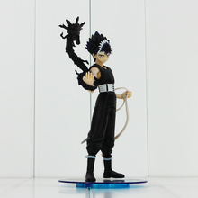 16cm Anime YuYu Hakusho Hiei Cool PVC Action Figure Model Toys Doll for Collection Free shipping