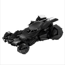 Batman Metal Batmobile Chariot Collectible Alloy Car Toy Models Assembly Model Toys Gifts Gift 9*4cm