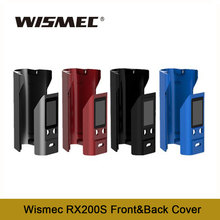 Wismec Reuleaux RX200S Front&Back Cover Vape Replacement Case Vaporizer Accessories New Arrival !(China)