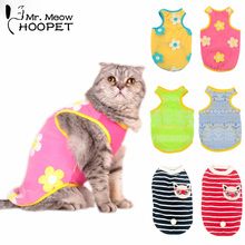 Pet Cat Vest Clothes Pokemon Go Pikachu Dog Cat Funny Clothes Dragon Ball Costume Party Dress Up Yorkshire Scottish Fold Pitbull(China)