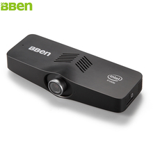 BBEN Mini PC Windows 10 Intel X5 Z8350 Quad Core 2G+32G 4G+64G HDMI USB3.0 USB2.0 Camera Household Commercial Micro PC Mini