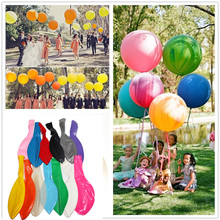 18 inches Round Latex Balloons Happy Birthday Party Decorations Kids Valentine Day Wedding Decoration Casamento Party Supplies