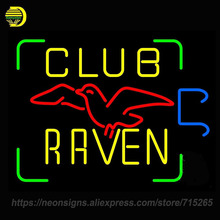 Art Neon Sign Bro Cave Club Raven Energy Drink Neon Bulbs Sign Brand Beer Bar Sign Nbl Budweiser All Star 2000 Select Giant Wiki(China)