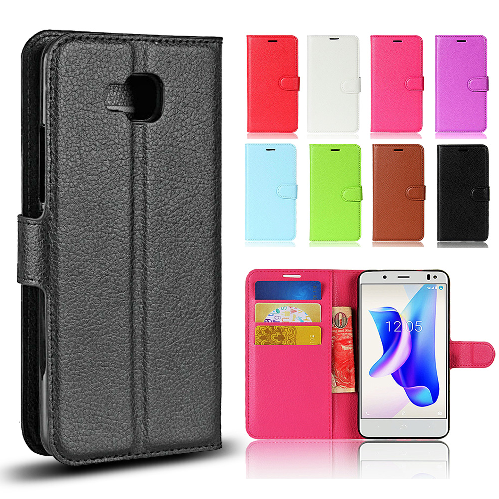 High Flip Wallet Leather Case Bussness Card Slot Stand Cover Aquaris U2 /U2 Lite Holder Protector Bag Phone Shell