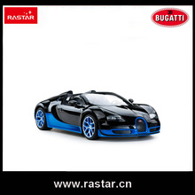 Rastar Licensed 1:14 Bugatti Grand Sport Vitessei Promotion remote control car 4ch high speed RC drift car for sale 70460(China)