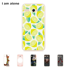 "Solf TPU Silicone Case For Micromax Bolt Q346 4.5"" Mobile Phone Cover Bag Cellphone Housing Shell Skin Mask Color Paint"