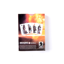 Game MASS EFFECT Game Cards Collection