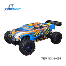 NEW ARRIVAL HSP RC RACING CAR TOY 1/5 SCALE GAS POWERED UNIVERSAL OFF ROAD TRUGGY 30CC ENGINE (item no. 94055)(China)