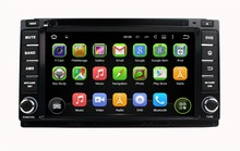 "Quad Core Android 5.1.1 HD 2 din 7"" Car DVD Player for Great Wall M4 With Radio GPS 3G WIFI PC Bluetooth IPOD TV USB 16GB ROM(China)"