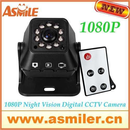 HD 1080P Night Vision Digital CCD Camera Portable Surveillance Camera, CCTV DVR Support tF card (VM-226A) Free Shipping<br><br>Aliexpress