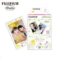 Original Fujifilm Instax Mini Fuji Film Hello kitty For Mini 8 7s 7 50s 50i 90 25 dw Share SP-1 Polaroid Instant Photo Camera