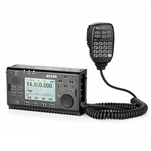 XIEGU X5105 Portable HF Transceiver with IF Output Coving All Modes Band (SSB/CW/AM/FM/RTTY/PSK)(China)