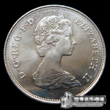 Englnd British 25 pence COINS Elizabeth Mother 80 year old memory Coin Original  Edition Circulated Original