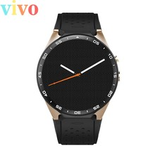 2017 New kw88 Android 5.1 Smart Watch 512MB + 4GB Bluetooth 4.0 WIFI 3G Smartwatch Phone Wristwatch Support Google Voice GPS Map