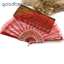 Buy Free / Drop Worldwide 1pcs Spanish Plastic Lace Women Girl Dancing Hand Fan Home Decoration Accessories for $3.24 in AliExpress store