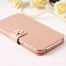 For Apple iPod Touch 4 Cover Flip PU Leather Cases Original For Apple iPod Touch 4 High Quality Wallet Style Cell Phone Cover