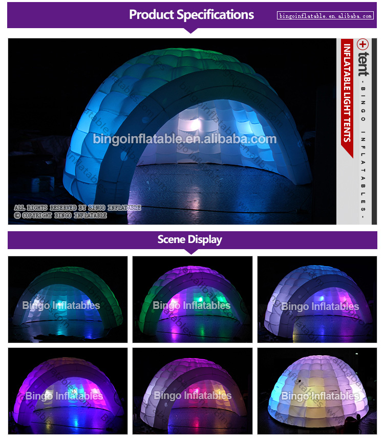 BG-T0032-Inflatable-light-tents-bingoinflatables