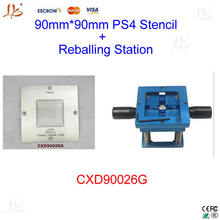New arrival! BGA Reballing Stencil 90mm * 90mm PS4 Stencil CXD90026G, pitch 1.0mm,bga reballing station