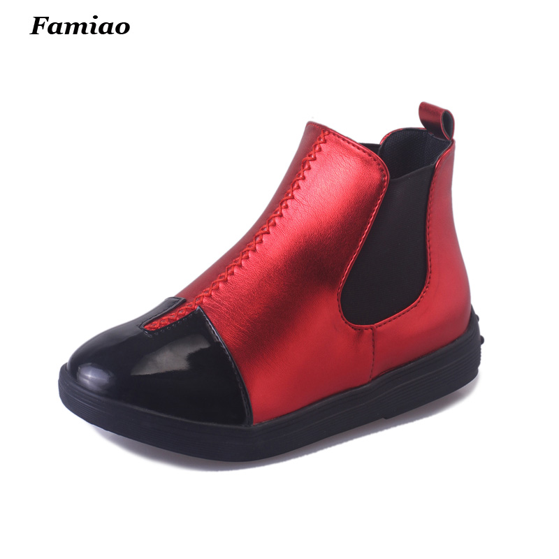 2017 Elisabet Tang Flat Heel Fashion Chelsea Sexy Pointed Toe Ankle Boots Slip-on Women Soft Leather Lady Shoes<br><br>Aliexpress