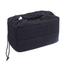 CES-NEW Shockproof DSLR SLR Camera Bag Partition Padded Camera Insert, Make Your Own Camera Bag (Black)